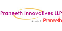 Praneeth Innovatives Logo