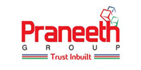 Praneeth Logo